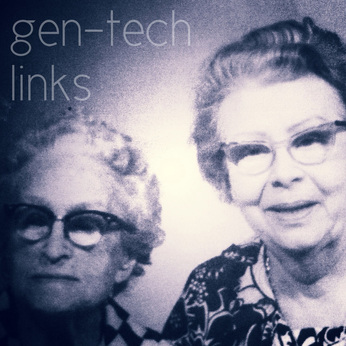 Genealogy Technology Links to help you with your family history research from 4YourFamilyStory.com