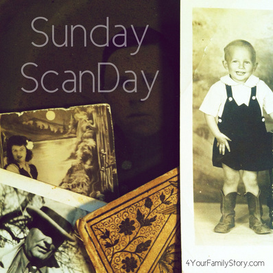 All beginner & intermediate hobbyists are invited to join us in the Sunday ScanDay Facebook Group via 4YourFamilyStory.com