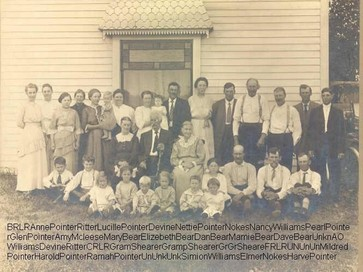 1914 Pointer Family Reunion