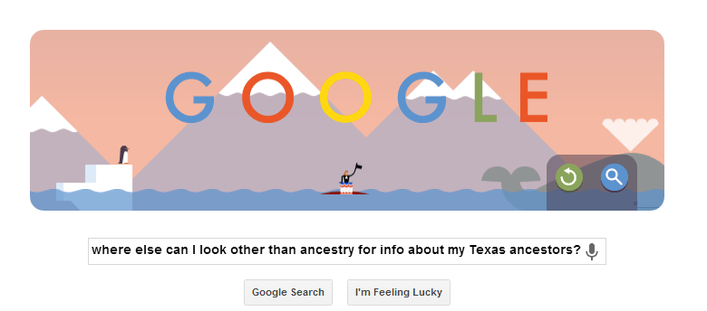 5 Resources other than Ancestry.com for information about your Texas ancestors via 4YourFamilyStory.com #genealogy #Texas #familyhistory #free